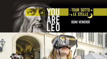 You Are Leo | Visita guidata della Milano di Leonardo